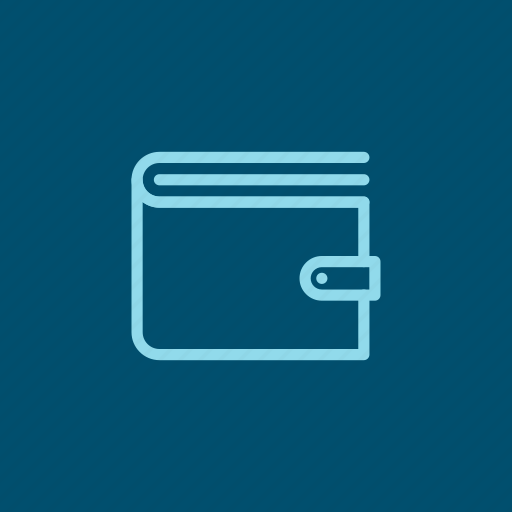 business, commerce, finance, money, payment, shopping, wallet icon