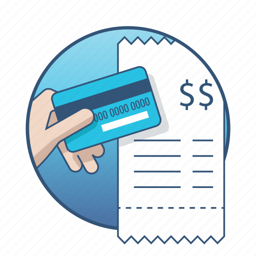 bank, bill, business, finance, marketing, payment, shopping icon
