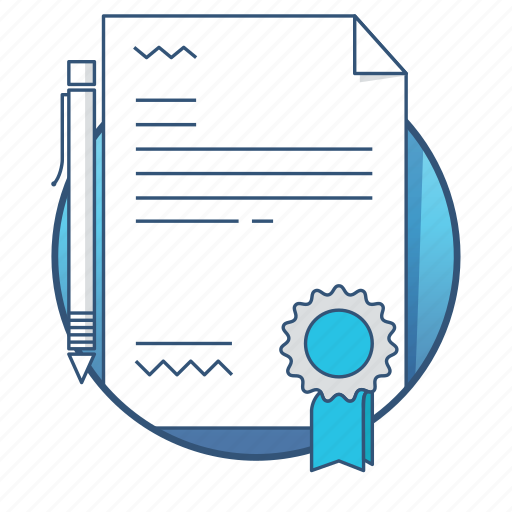agreement, business, document, finance, official, paper, sheet icon