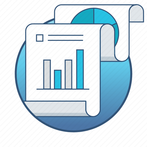 analysis, analytics, business, chart, diagram, report, statistics icon