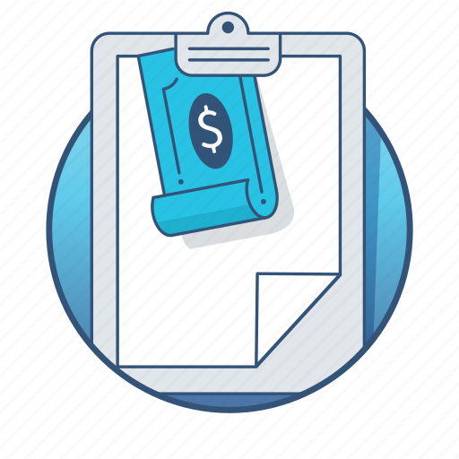 board, business, dollar, finance, money, payment, shopping icon