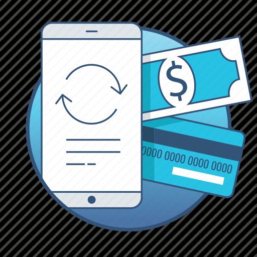 buy, credit card, ecommerce, money, phone, shopping, telephone icon