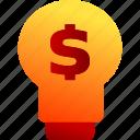 buke, bukeicon, business ideas, creative, finance, ideas icon
