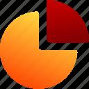 buke, bukeicon, finance, graphics, money, presentation icon