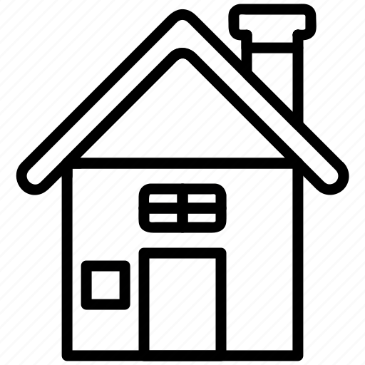 building, business, finance, home, house icon