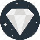 favorite, gem, precious, premium, ranking icon