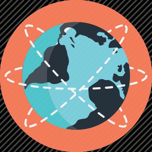 business, global, globe, marketing, worldwide icon