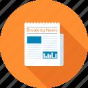 media, news, newsletter, newspaper, paper, press, release