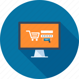 buy, commerce, computer, digital, ecommerce, shopping, webshop icon