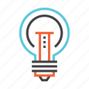 business, creative, finance, idea, marketing icon