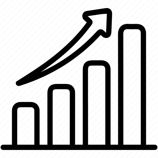 Bar, chart, graph, growth, statistics icon - Download on Iconfinder