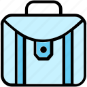 bag, briefcase, business, office, suitcase icon