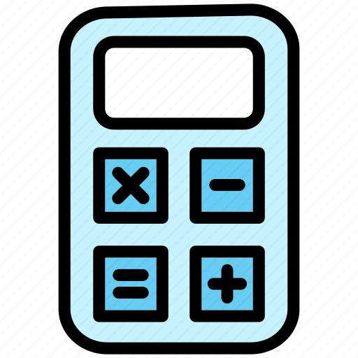 accounting, calculator, math, numbers, office icon