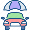 auto, car, finance, insurance, security, vehicle icon