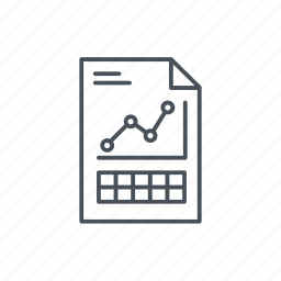 bars graphic, document, graphic, growth, infographic, statistics icon