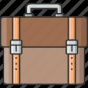 briefcase, document, handbag, suitcase