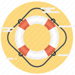 guard, lifebuoy, lifeguard, save, support icon