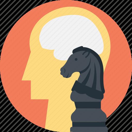 bishop, chess, plan, scheme, strategy icon