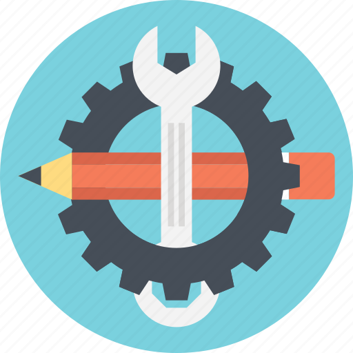 cog, customize, development, gear, preferences icon