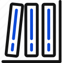 archive, binder, archive files icon