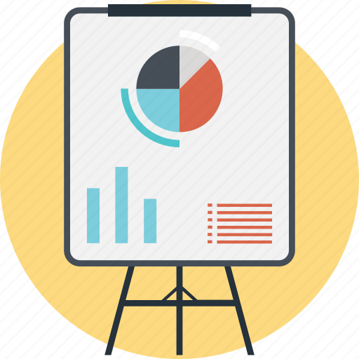 analytics, chart, diagram, pie, statistics icon