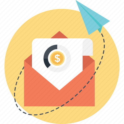Email marketing, mailbox, marketing, paperplane, sent icon - Download on Iconfinder