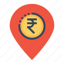 business, finance, location, marker, pin, place, placement