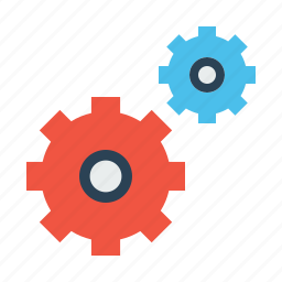 gear, management, marketing, optimization, seo, settings icon
