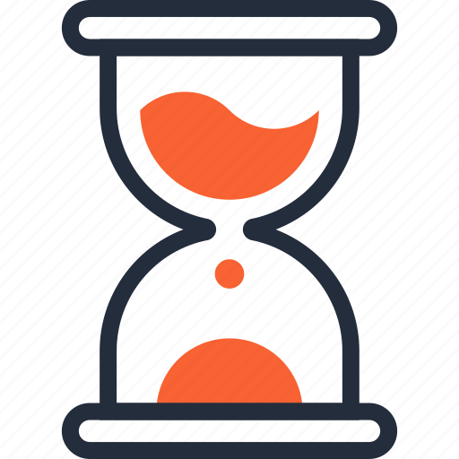 clock, countdown, hourglass, management, sandglass, time, timer icon