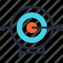 achievement, arrow, goal, marketing, objective, success, target