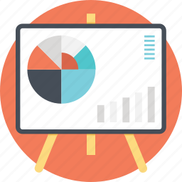 analysis, chart, diagram, graph, pie icon
