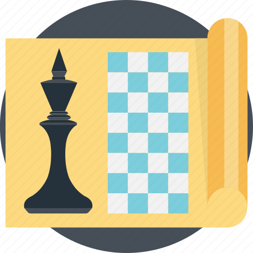 bishop, chess, game, knight, strategy icon
