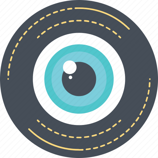 Opinion, seo, view, visibility, vision icon - Download on Iconfinder