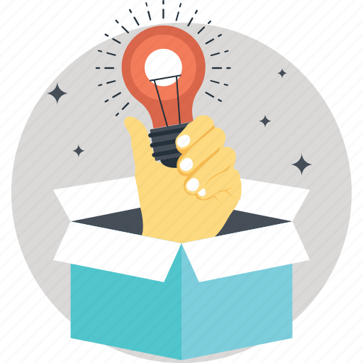 Bulb, idea, innovation, invention, light bulb icon - Download on Iconfinder