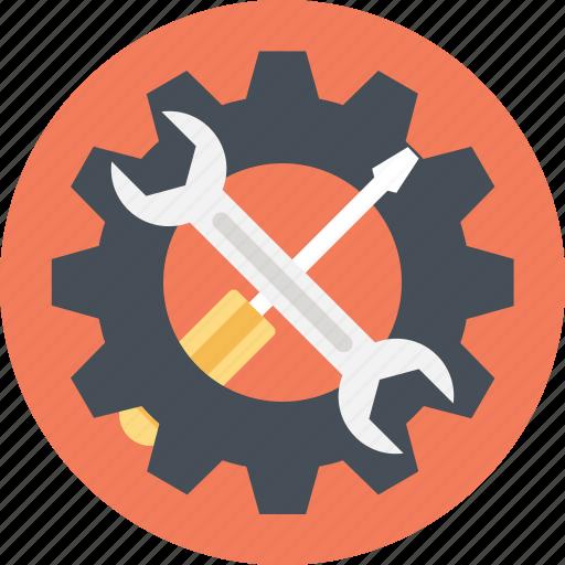 cog, configure, preferences, service, settings icon