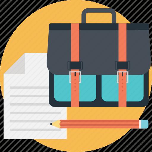 bag, career, case, job, portfolio icon