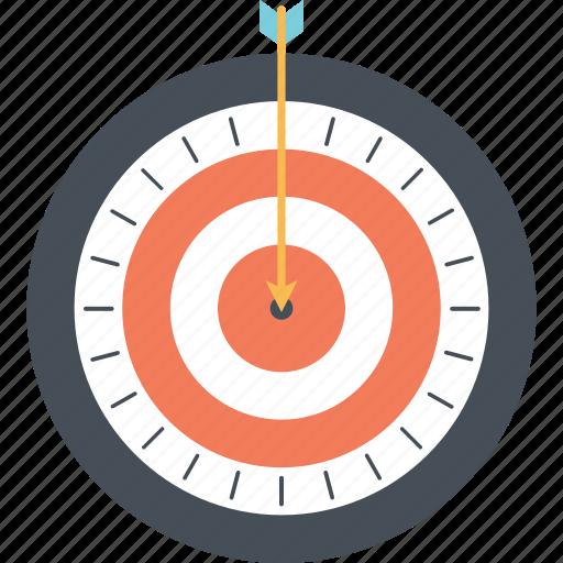Aim, dartboard, goal, shooting, target icon - Download on Iconfinder
