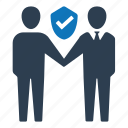 business, deal, partnership icon