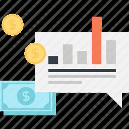 advertising, communication, digital, electronic, marketing, money, promotion icon