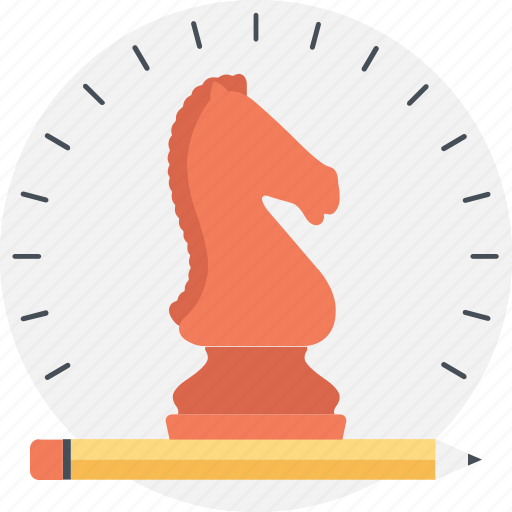 Bishop, chess, game, knight, strategic planning icon - Download on Iconfinder