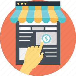 atm, catalogue, e commerce, shopping, trolley icon