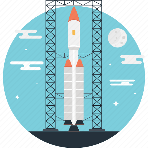 Launch, missile, rocket, spacecraft, startup icon - Download on Iconfinder