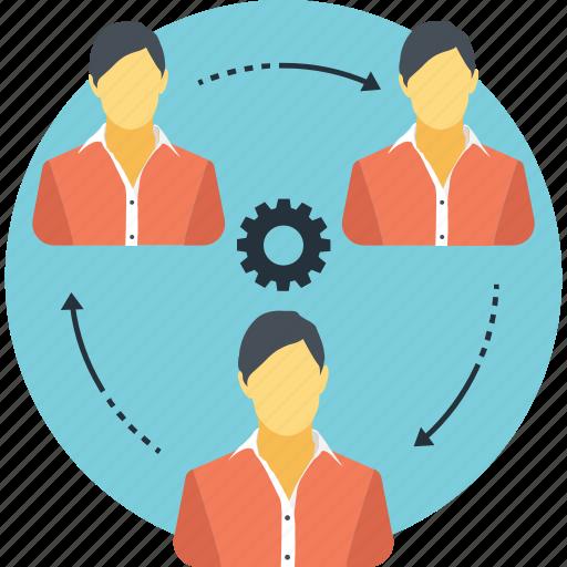 Management, manager, people, team, teamwork icon - Download on Iconfinder