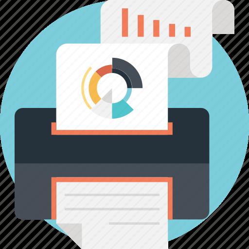 analytics, bar, chart, graph, pie icon