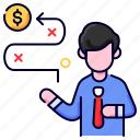 bukeicon, business, financial, marketing, planning, strategy, tactics icon