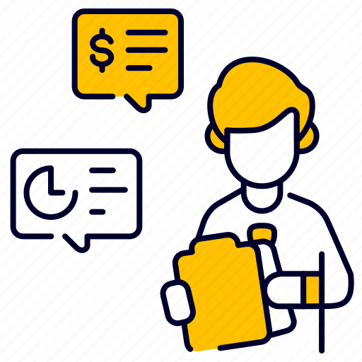 bukeicon, checking, document, finance, graphics, reports icon