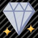 crystal, diamond, gem, jewelry