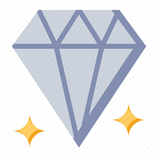 Crystal, diamond, gem, jewelry icon - Download on Iconfinder