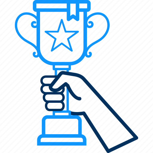 champion, cup, win, winner, winning icon