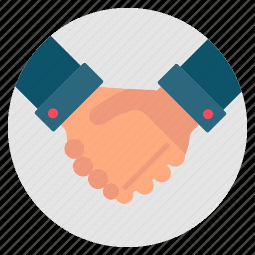 agreement, deal, friendship, hand, handshake, shake icon